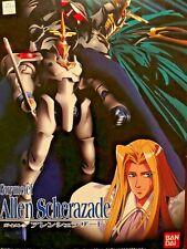 Lm008 Vision of Escaflowne Guymelef Allen Scherazade Figure Bandai 1996 (Last 1)