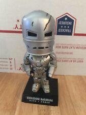 2008 Funko Iron Man Mark 1 Armor Movie BobbleHead Bobble Head