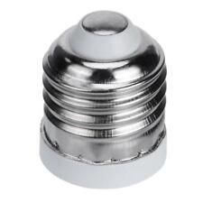 New E26 to E12 Base LED Light Lamp PBT Bulb Adapter Converter Screw Socket