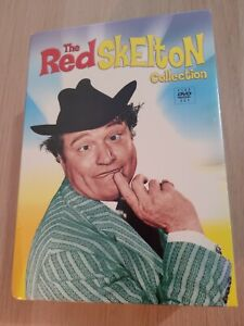 NEW SEALED | The Red Skelton Collection DVD (5 discs) All Regions NTSC