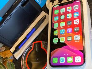 Apple iPhone X (64gb) World-Unlocked Verizon (A1901) LCD iSSue {iOS13}83% LooK!