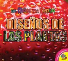 Disenos de las plantas / Plant Designs (Los Ninos Y La Ciencia) (Spani-ExLibrary