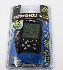 New Mini Sudoku Portable Key Chain LCD Hand Held Electronic Game