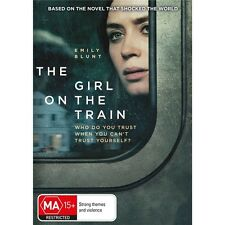 THE GIRL ON THE TRAIN-Emily Blunt, Lisa Kudrow-Region 4-New AND Sealed