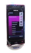 Nokia X6 White and Pink NEW SWAP ORIGINAL UNLOCKED