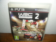 WRC 2 - World Rally Championship 2 - Playstation 3 - PS3