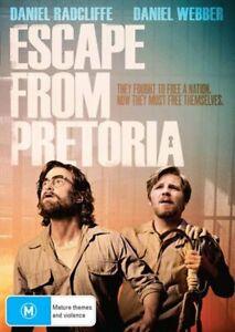 Escape From Pretoria DVD