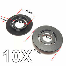 10X Floor Carpet Mat Retainers, Clips for VW, Skoda, Seat, Audi