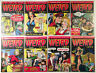 Weird Love #1 2 3 4 5 6 7 8 IDW Yoe High Grade Lot Romance With Horror Bent