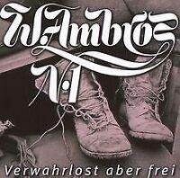 Verwahrlost Aber Frei von Ambros,Wolfgang | CD | Zustand gut