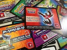 Pokemon Trading Card Game Online Codes