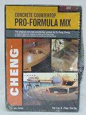 CONCRETE COUNTERTOP PRO-FORMULA MIX 1 BAG COLOR WINE CHENG