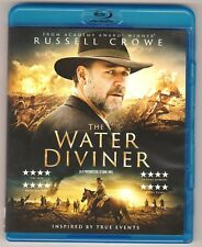 The Water Diviner (Blu-ray Disc, 2015, Canadian Bilingual) Russel Crowe