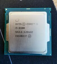 Intel Core i5 6400 Processor CPU 2.7 GHz LGA1151 *FULLY TESTED* & Cooler Master