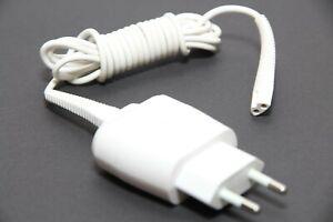 BRAUN Epilator Charger Power Adapter 5210 12V 400mAh Netzteil Ladegerat EU White