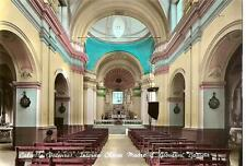 CALVELLO ( Potenza )  -  Interno Chiesa Madre S. Giovanni Battista