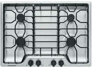 Frigidaire FFGC3012TS 30 Inch Gas Cooktop