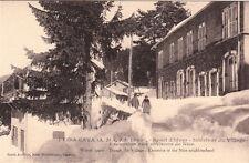 PEIRA-CAVA sport d'hiver intérieur du village