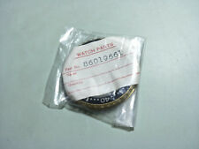 86019661 Genuine Rotating Bezel Seiko Golden Tuna 600m DVR 7549-7000 & 7549-7009