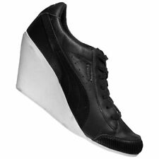 PUMA Karmin Lace Damen Leder Schuhe Sneaker Freizeit Schuh 352377-01 Gr.39 NEU!