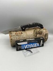 Cold Steel Voyager Tanto XL  Taschenmesser Jagdmesser