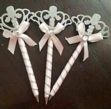 30 Baby Shower PRINCESSS pens Favors for Girl