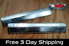 Kryptonite Zinc Plated Duramax Tie Rod Sleeves For 01-10 GM 6.6L Duramax Diesel