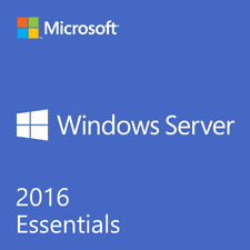 Vendita 🔥 🔥 Windows Server 2016 Essentials 64 Bit chiave originali e collegamento di download