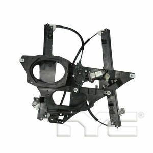 TYC 660548 Power Window Motor and Regulator Assembly For 03-06 Ford Expedition