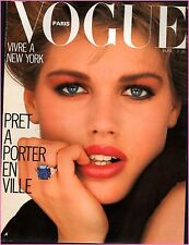 Vogue Paris # 635 April 1983 BETH RUPERT_FASHION