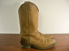 "Chippewa 12"" Bay Apache Leather Wellington Men's Pull On Boots # 29300 Size 7 EE"