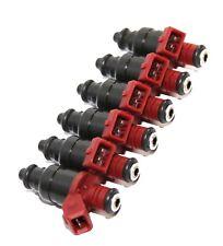 6 Pieces Fuel Injectors fit 98-05 VW Passat 97-01 Audi A4/A4 Quattro 2.8L V6