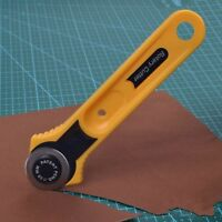 Fabric Cutter Leather Craft Tools Rotary Cutter Blade Patchwork Fabric Leather