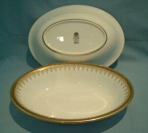 2 x PARAGON/ROYAL ALBERT ATHENA - Open Vegetable Bowls -  Used