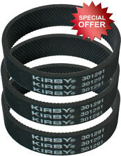 Genuine Kirby Belts 3 Pack For All Kirby Models 301291