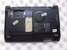 Scocca per Acer Aspire One ZG5 - AOA 150 - NERO BLU cover base inferiore case