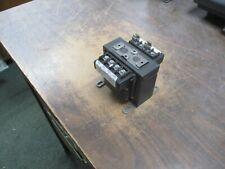 Jefferson Electric Transformer 631-1401-000 150VA Pri: 240/480V Sec: 120V Used