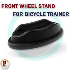 Bicycle Bike Front Wheel Support Riser Block For Turbo Trainer Training Black