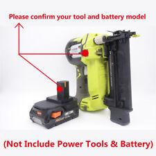 RIDGID&AEG 18V Li-ion Battery Convert to RYOBI 20V Power Tools Batteries Adaper