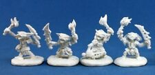 Reaper Bones 89002 Goblin Pyros (4)