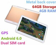 New 10.1 inch Tablet Android 6.0 GPS Octa Core 2560X1600 IPS Bluetooth  4GB RAM