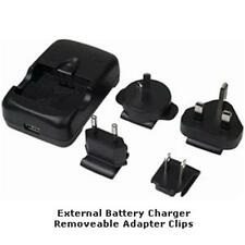 RIM OEM ACC-04225-001 External Battery Charger Clips BlackBerry 72xx 7510 77xx