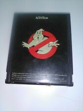 """ATARI 2600 """"GHOSTBUSTERS"""" VIDEO GAME CARTRIDGE - NO BOX, NO INSTRUCTIONS,TESTED"""