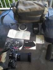 Yashhica 107 multiprogram camera kit.