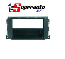 Phonocar 03392 Supporto mascherina adattatore autoradio 2 ISO SMART Fortwo nero
