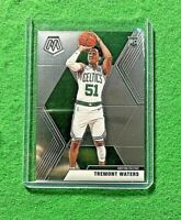 TREMONT WATERS SILVER CHROME ROOKIE CARD CELTICS 2019-20 PANINI MOSAIC BASKETBAL