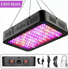 Aidyu 1000W LED Grow Light Full Spectrum Growing Lamps for Indoor Hydroponic ...