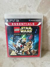 Lego Star Wars The Complete Saga - complete with manual. Very Good condition.