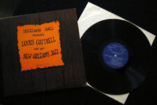 CIRCA 1965 SIGNED DIXIELAND HALL LOUIS COTTRELL NEW ORLEANS JAZZ BAND