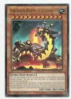 Subterror Behemoth Ultramafus - INOV-EN084 - Ultra Rare - 1st Edition - Yugioh